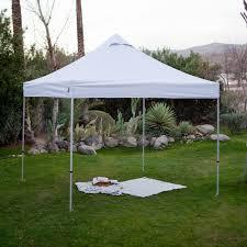 UnderCover 10 x 10 ft Super Lightweight Aluminum Instant Canopy
