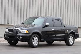 100 Lincoln Pickup Truck For Sale 2002 Blackwood For Sale 65424 Motorious