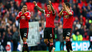 Manchester Uniteds Win Over Bournemouth Means Louis Van Gaals Side Finish Fifth In The Premier League Table Thereby Qualifying Directly For Group