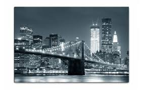 tableau new york city by 80x55 cm newy decome store