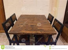 Oak Dining Table With Chairs In Dark Room. Stock Photo ... Details About Walker Edison Solid Wood Dark Oak Ding Chairs Set Of 2 Chh2do New Newfield Bentwood Ding Chair Dark Elm Koti Layar Chair Grey Black Amazoncom Trithi Fniture Rancho Real Sun Pine 7pc Sturdy Table Wooddark Dark Lina In Natural The Cove Arrow Back 4 Chairs Nida Rubber Wooden Legs Staggering 6 Golden Qtquot With Fascating Small And Bench Sets