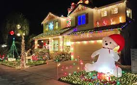 Christmas Tree Lane Turlock Ca by Go For The Glow U2013 Must See Outdoor Holiday Décor Around Stanislaus