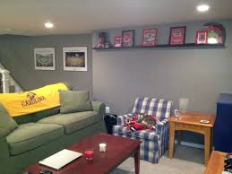 100 Eclectically Classy Man Cave Part 1 Grey