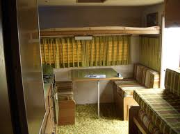 1970 Mobile Scout Travel Trailer