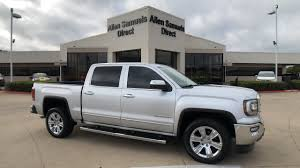 Pre-Owned 2016 GMC Sierra 1500 SLT Crew Cab Pickup In Euless ... Preowned 2008 Chevrolet Silverado 1500 4wd Ext Cab 1435 Lt W1lt New 2018 Nissan Titan Xd Pro4x Crew Pickup In Riverdale Work Truck Regular 2019 Gmc Sierra Limited Dbl Cab Extended Ram Express Pontiac D18077 Toyota Tacoma 2wd Trd Sport Tuscumbia High Country Slt Ford Super Duty Chassis Features Fordcom Freightliner M2 106 Rollback Tow At Sr5 Double Escondido