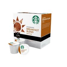 Kcup Pack Starbucks Breakfast Blend 96 Count