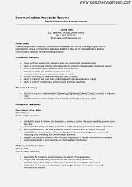 Endearing Resume Samples For Communication Skills Munication Examples Of