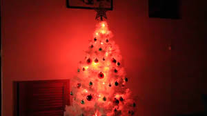 Ge Itwinkle Light Christmas Tree by Wifi Controlled Led Christmas Tree Youtube
