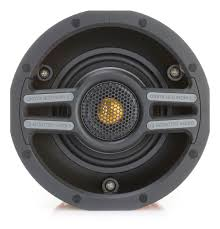 Sonance In Ceiling Speakers by Monitor Audio Cwt240 Trimless Ceiling Speaker W Round Grille