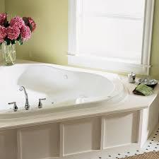 54 X 27 Bathtub Canada by Evolution 54x54 Inch Everclean Corner Whirlpool American Standard