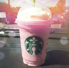 Cotton Candy F Starbucks Frappuccino Drawing