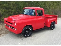 100 1957 Dodge Truck For Sale C100 Stepside For ClassicCarscom CC1092829