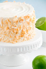Two Pi±a Colada Cake} Whisk Kid
