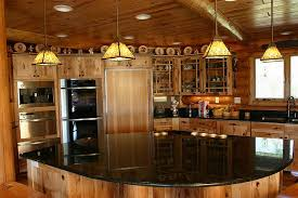 log cabin kitchen ideas interior design