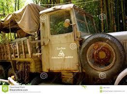 Disneyland Raiders Of The Lost Ark Truck Editorial Photo - Image Of ...
