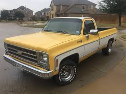 79 Chevy Stepside Truck