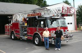 100 Fire Truck Pictures Hawleyville Fighters Acquire Quint The Newtown Bee