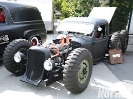 Rat Rod History - Hot Rod Network Dually Rat Rod South African Style Hagg Hd Video 1983 Dodge Ram 50 Rat Rod Show Car Custom For Sale See Dirt Road Hot Rods 1938 Ford Rat Rod W 350 1971 Volkswagen 40 Coupe Beetle For Sale Muscle Cars 1940 Dodge Hot Pickup V8 Blown Hemi Show Truck Real 16 Kustom Hot Gasser Lead Sled Rcs Classic Car For Sale 1947 Pick Up Sold Erics On Classiccarscom Killer 49 Willys Flat Will Slay Jeeprod Fans Off Xtreme 1949 Cummins Diesel Power 4x4 Tow No Chevrolet 3100sidestep Pickup 1957 No Reserve