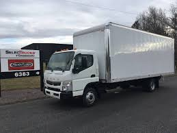 100 Box Truck Trader 2019 MITSUBISHI FUSO FE140G Greensboro NC 5006168864