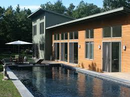 100 Modern House 3 PoolSpa Stream Saugerties Hunter Skiing Saugerties