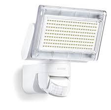 steinel xled home 1 blanc projecteur extérieur led à detécteur de