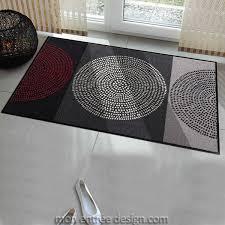 tapis d entrée moderne nestor xl de salonloewe monentreedesign