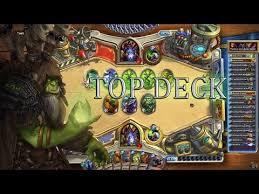 zoo lock the cheapest top deck 1 hearthstone un goro warlock