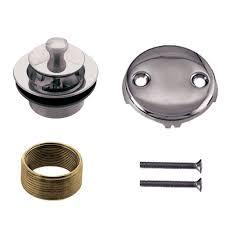 Bathtub Drain Assembly Home Depot by Aquatic Shower And Bathtub Parts U0026 Repair Plumbing Parts