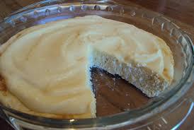 Splenda Pumpkin Pie Crustless by Low Carb Lemon Ricotta Pie Recipe