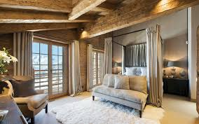 wallpapers bedroom chalet interior wood in the
