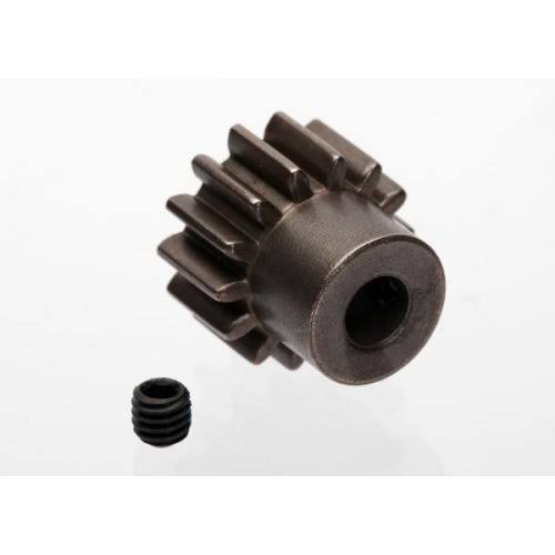 Traxxas Gear, 14-T Pinion 1.0 Metric Pitch Fits 5mm Shaft