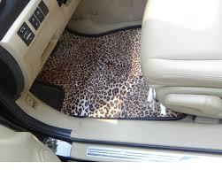 Honda Carpet by Buy Wholesale Femal Leopard Print Pvc Tailored Auto Carpet Car
