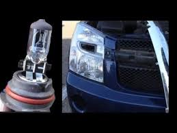 a headlight out here s how to replace it on a chevy equinox