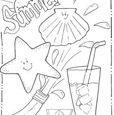 Camping Coloring Pages For Kids Summer Camp Beautiful Page