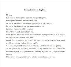 Romantic Letter Romantic Love Letters For Her Letter Format For