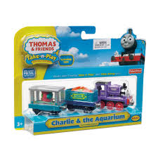 Tidmouth Shed Deluxe Set by Thomas And Friends U0027charlie And The Aquarium U0027 Toy Train Engine