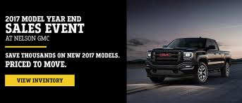 Nelson GMC | New & Used GMC Sales In Fergus Falls, MN
