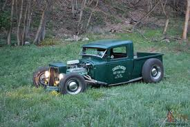 100 Rat Rod Trucks Pictures 1931 Ford Model A Pickup Hot