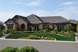 Large One Story Homes by Pretty 1 Large Single Story Homes One Home Plans And House Homepeek