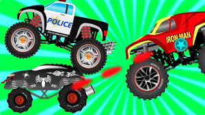 Police Car And Iron Man Vs Venom - Monster Trucks For Kids - Street ... Ror Monster Trucks Tohead Ironman Vs War Machine Youtube Julians Hot Wheels Blog Iron Man Jam Truck Die Cast Metal Body 1 64 Scale Offroad Diecast Vehicle Coloring Page Free Printable Coloring Pages Professional Stringer Of Words In Lieu Movie Monster Trucks Noise Pr Details About Hot Wheels Monster Jam Iron Man Marvel Heroes 164 Spiderman Truck Comm Couture Lucas Oil Pro Motocross 250 Moto 2 Maley Bike Gets Buried Crazy Motorbike Party With Spiderman Ironman Batman Have Fun 2018 Dirtrunners Challenge Info Rc Car Club