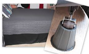 Heavy Duty Bed Risers by Accessories 20 Top Designs Of Do It Yourself Bed Frame Risers