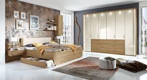 teilmassives schlafzimmer komplett mit schubkastenbett toride