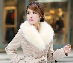 beige winter coats thick soft long wool coats for women on luulla