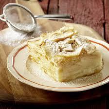 recette dessert aux pommes gâteau invisible aux pommes et à la vanille coup de pouce