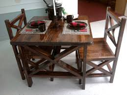 Glamorous How To Make Dining Room Chairs Ana White Rustic X Table And DIY Projects Chair Back Covers Pads