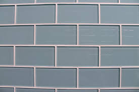 4x12 Subway Tile Spacing by Jasper Blue Gray 3x6 Glass Subway Tiles U2013 Rocky Point Tile Glass