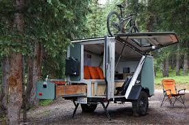 100 Ultralight Truck Campers Tiger Moth Trailers Tiny Camper Trailer Adventure