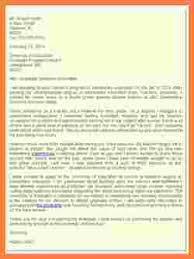 5 letter of intent grad school