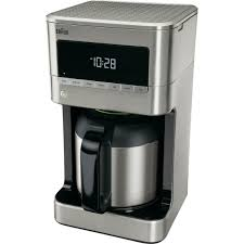 Braun BrewSense 10 Cup Drip Coffee Maker