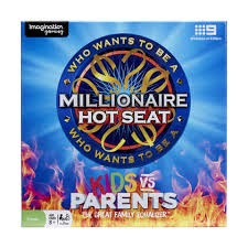 Who Wants To Be A Millionaire Hot Seat